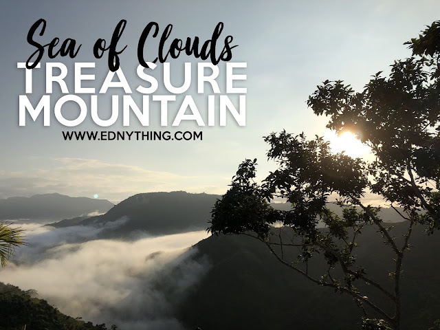 Treasure Mountain Sea of Clouds