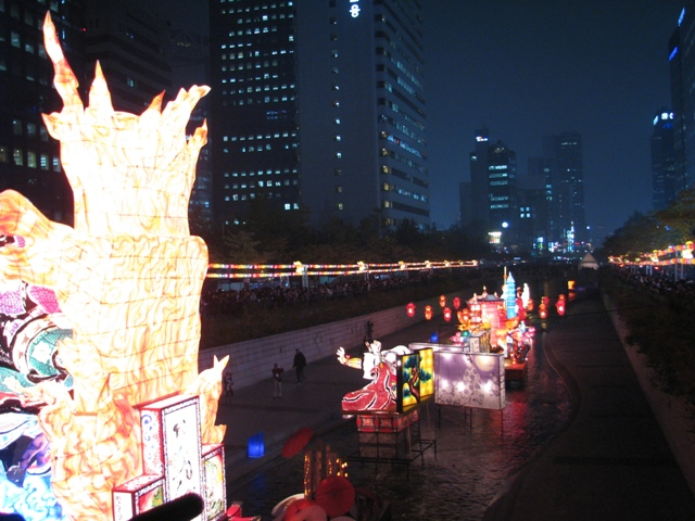 Seoul Lantern Festival, seoul tours, seoul transit program, south korea tours, south korea attractions, places to go in seoul, where to go in south korea, south korea tourist attractions