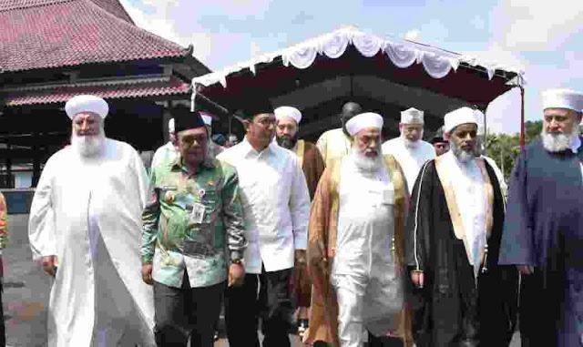 Menag Ajak Membumikan Dakwah Islam dengan Pendekatan Sufistik