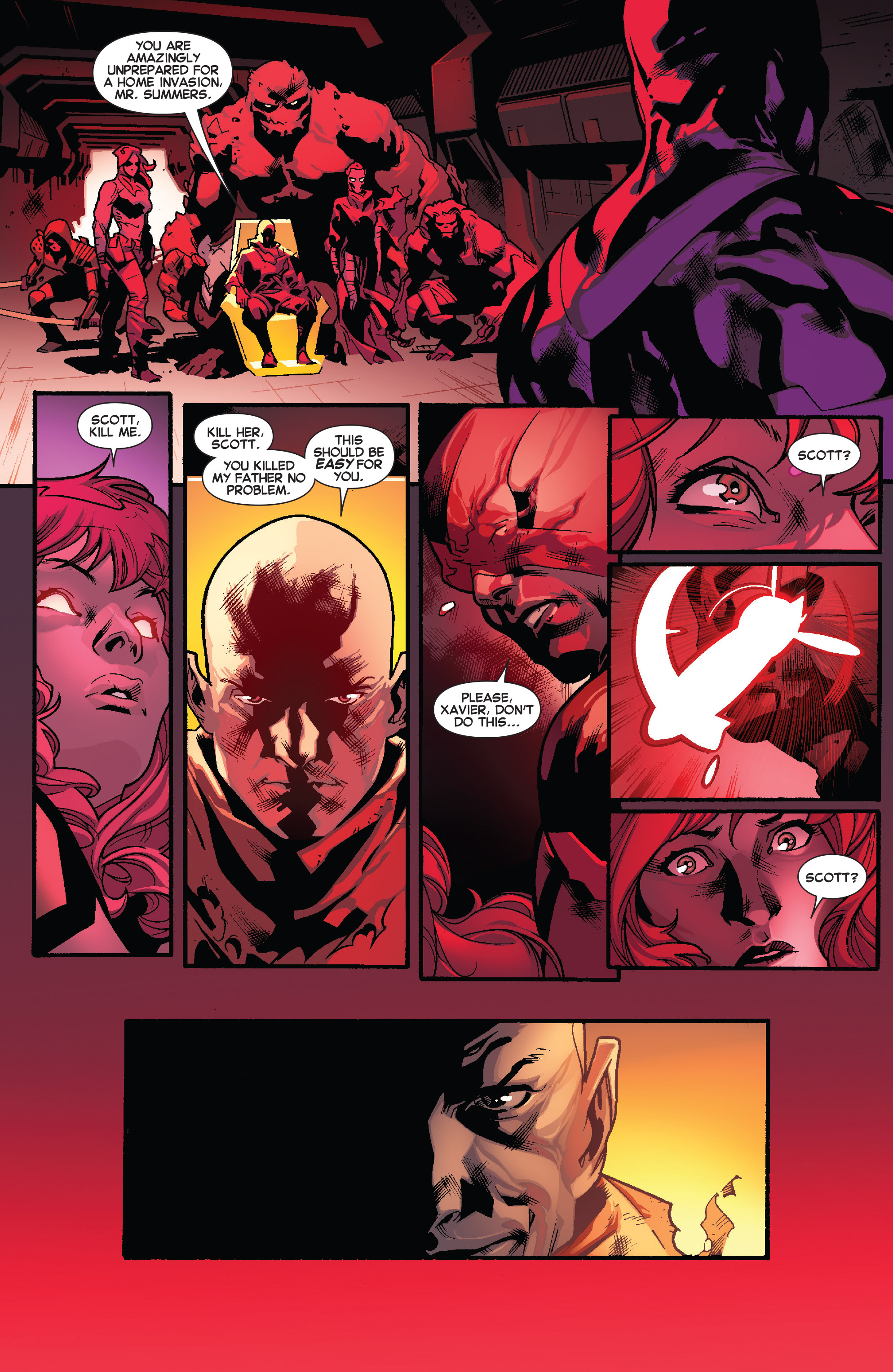 Read online All-New X-Men (2013) comic -  Issue # _Special - One Down - 79
