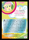 MLP Fluttershy Series 5 Trading Card