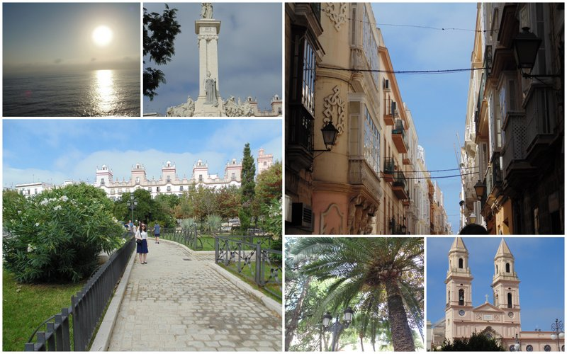 Cruise Photo Diary + OOTD: Cadiz, Spain