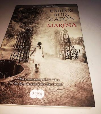 [Resenha] Marina