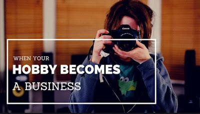 Ketika Hobi Menjadi Sebuah Bisnis