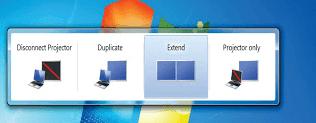Cara Setting Dual Monitor di windows 10 dan Windows 7