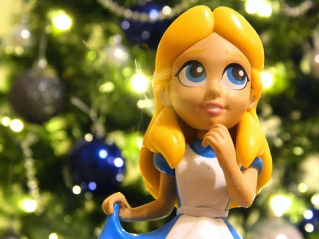 Rock Candy Funko Figure Alice Disney Alice in Wonderland