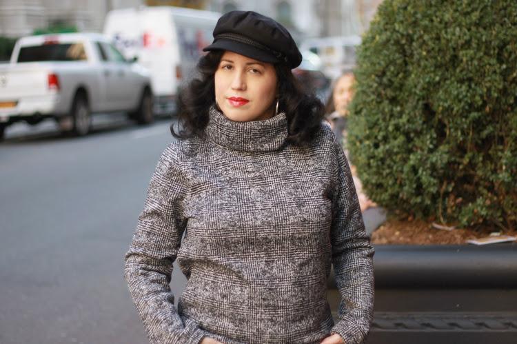 A Vintage Nerd, Vintage Blog, Retro Inspired Fashion Blog, Retro Lifestyle Blog, Vintage Chunnky Sweaters, Vintage Winter Fashion Inspiration