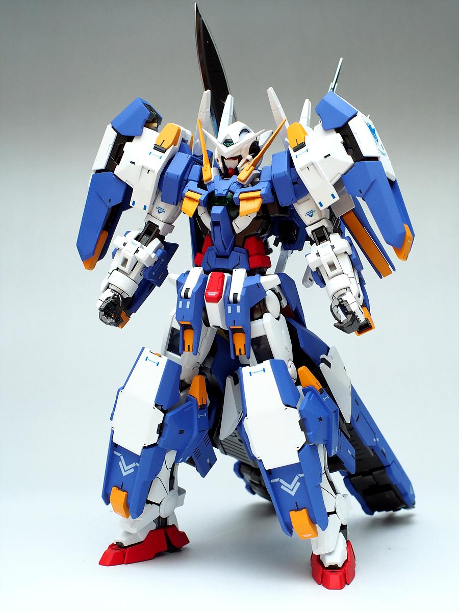 GUNDAM GUY: Metal Build Gundam Exia & Repair III - Review ...  |Gundam Exia