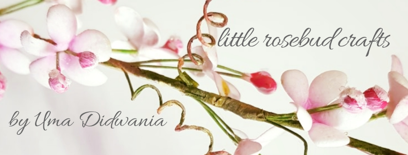 Little Rosebud craft