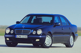 Mercedes-Benz E200 2001 Kompressor İnceleme