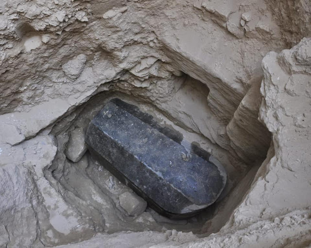 Ptolemaic tomb discovered in Alexandria