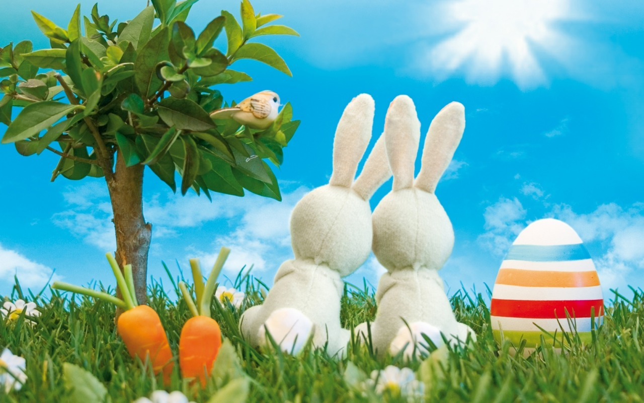 Easter bunny wallpapers 2021