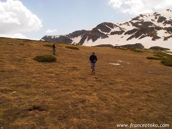 ブルガリア観光、トレッキング、リラ山脈七つの湖、ゲームオブスローンズ
