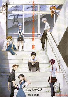 """Confirmada la cuarta película de """"Rebuild of Evangelion"""""""