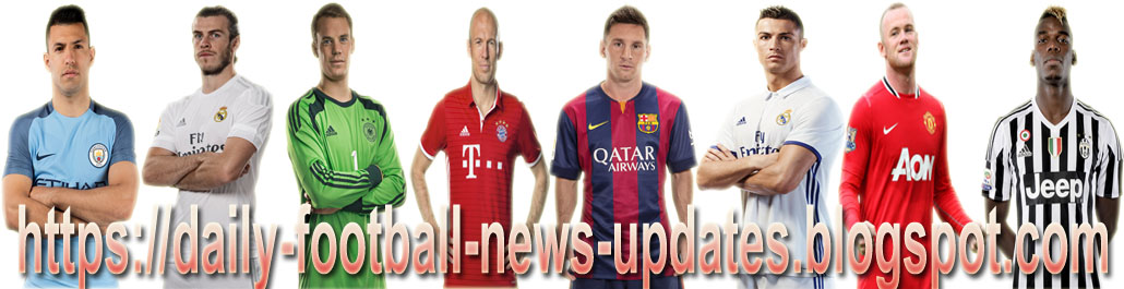 Daily Football News Updates