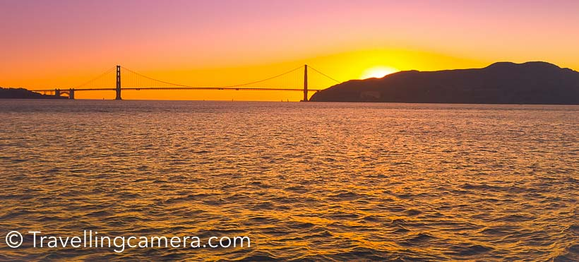 Lot of surfers can be seen around Golden Gate Bridge. If you are also a surfing enthusiast that's probably a good place and I am sure that you can find surfing gear on rent.