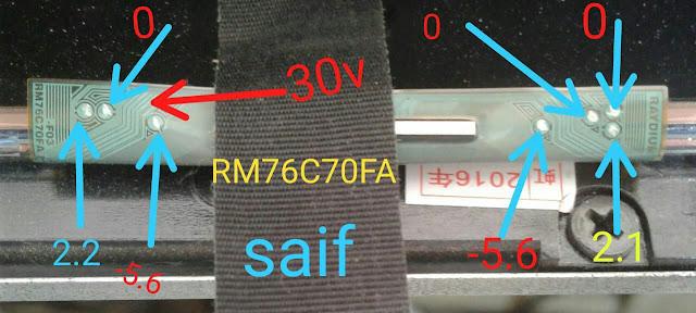 RM76C70FA COF Data