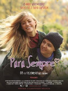 """Poster do filme """"Para Sempre"""""""