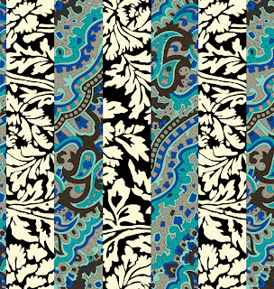 textile design patterns sketches and samples
