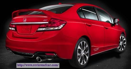 honda civic  sedan review reviews  car