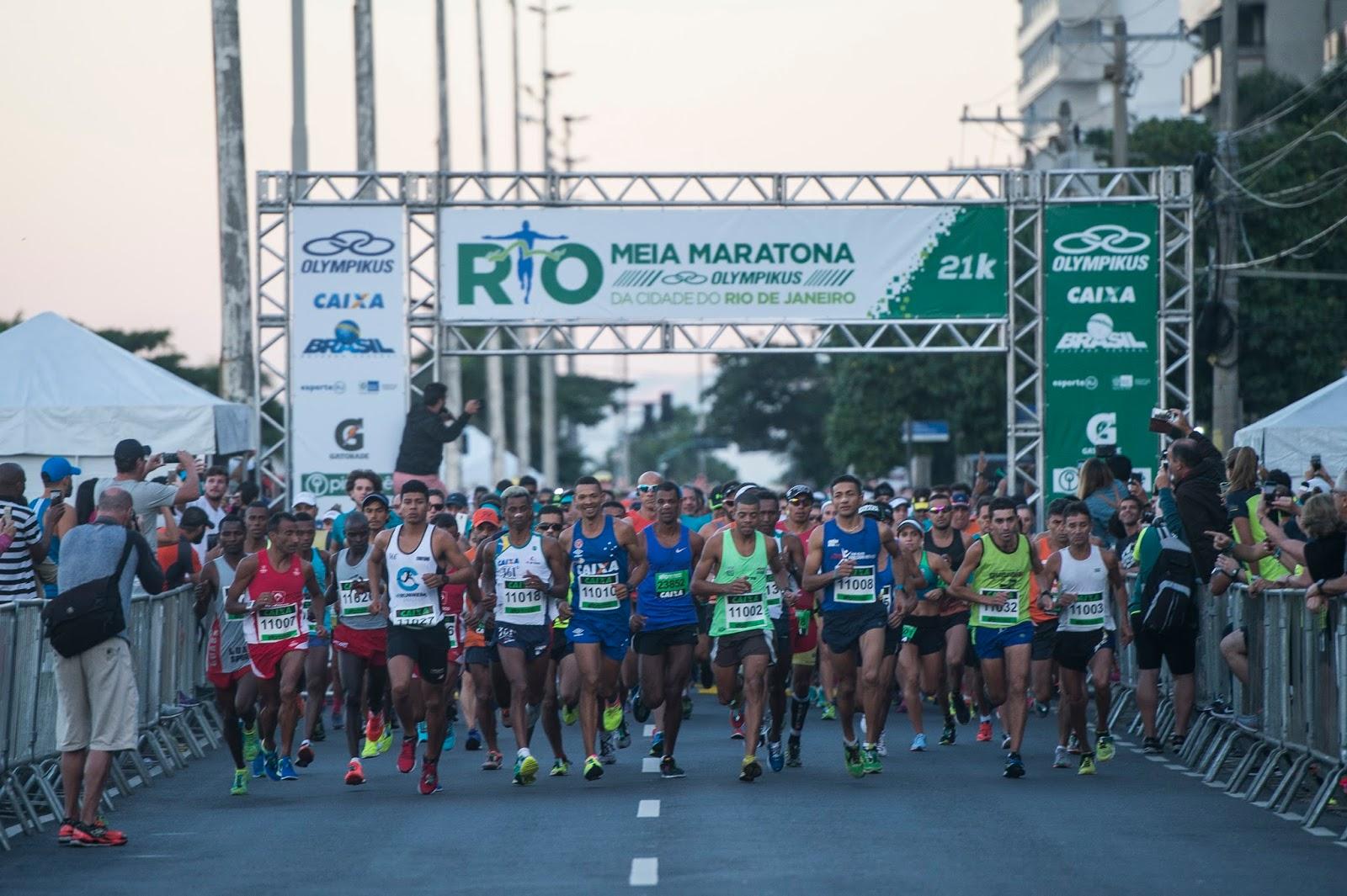 4fd14ac1928 Mania de Corrida  Maratona do Rio  inscrições esgotadas para a Meia ...