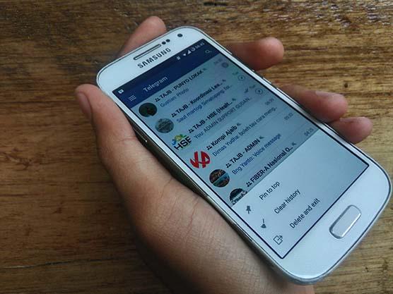 Fitur Baru, Kini Telegram Mobile Bisa Pin Chat Penting Kamu