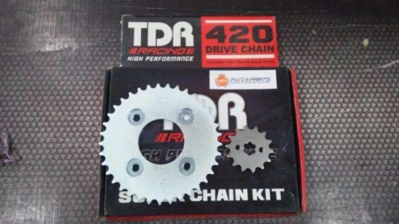 foto dan harga Gear set TDR