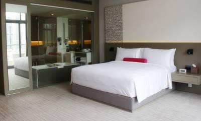 فندق انتركونتيننتال دبي مارينا