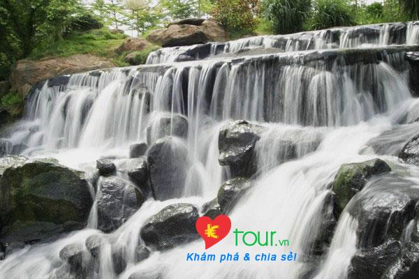 Các điểm du lịch ở Đồng Nai nổi tiếng nhất - Thác Giang Điền