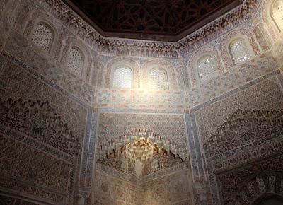 Atauriques y Mocárabes en la Madraza de Granada