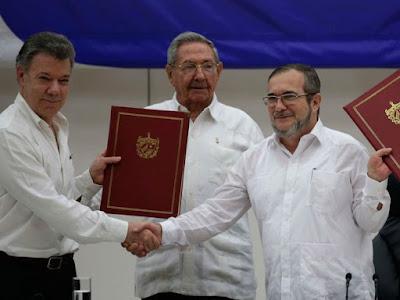 Cessar-fogo definitivo entre as Farc e o governo colombiano começa a valer