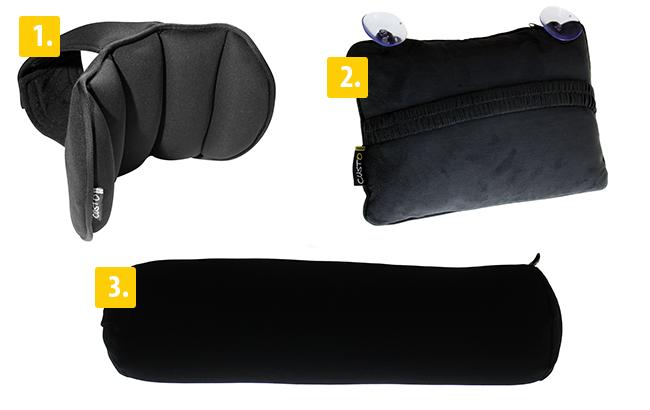 podkładki i poduszki ergonomiczne