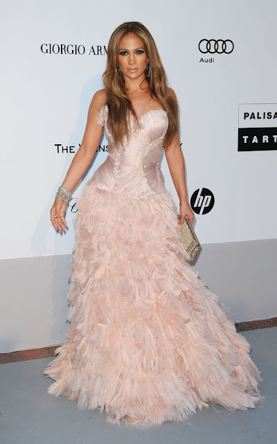 Jennifer Lopezs Nakedest Looks Ever   InStyle.com