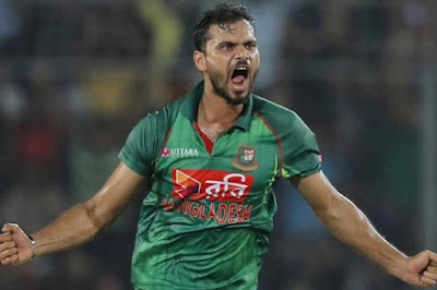 mashrafe celebration