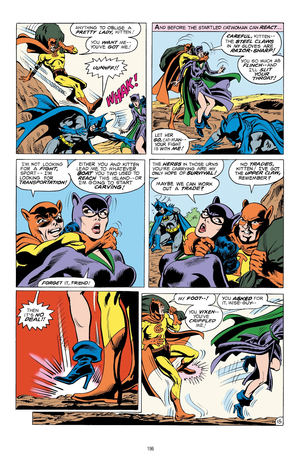 Read online Catwoman: A Celebration of 75 Years comic -  Issue # TPB (Part 2) - 97