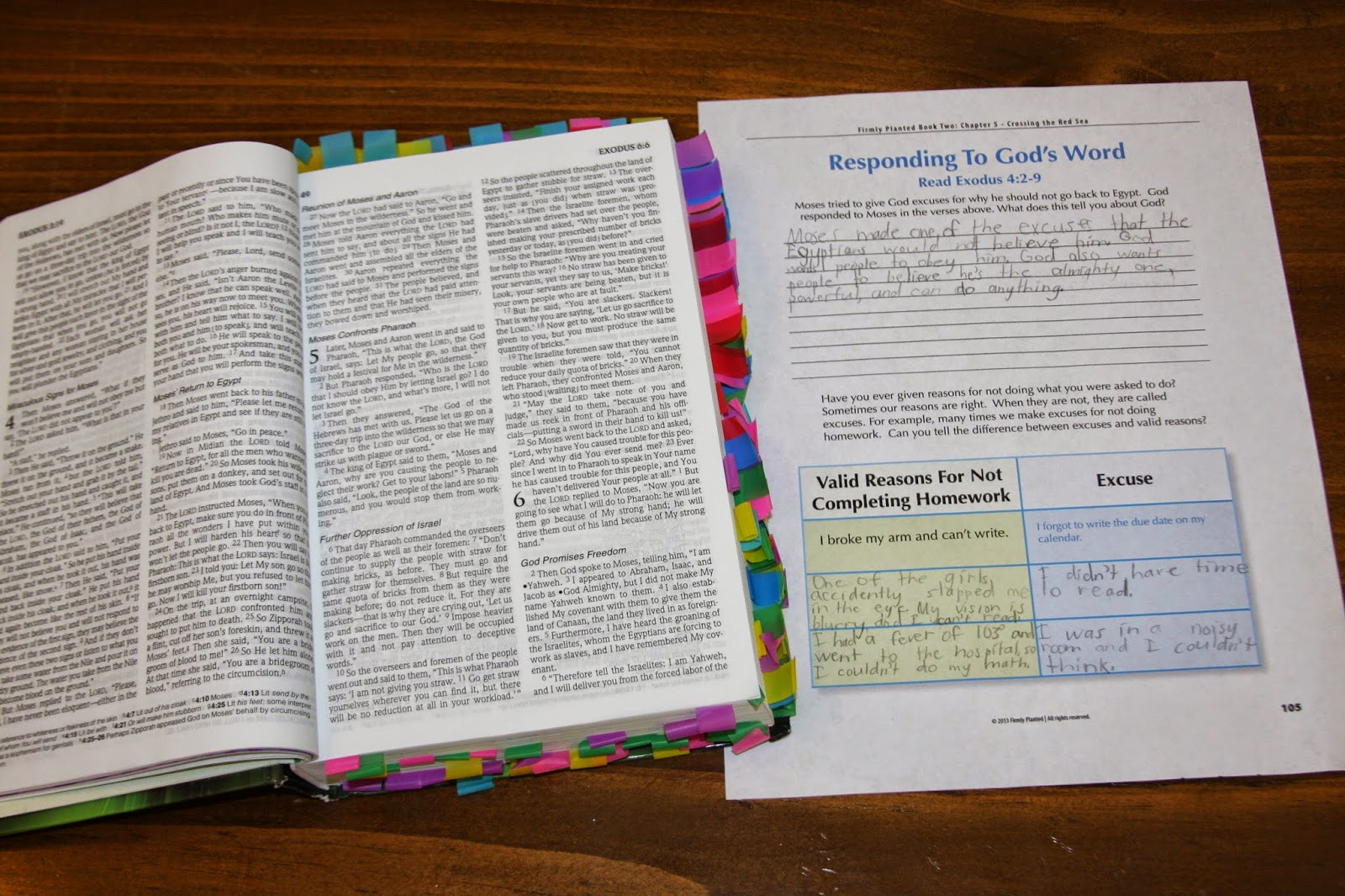 A Learning Journey Tos Real Life Press Review Firmly Planted Books Of Moses Part 2