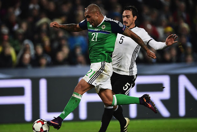 Northern Ireland vs Germany Kickoff Time, TV channel, live stream