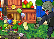 PVZ Pea Shoot Battle