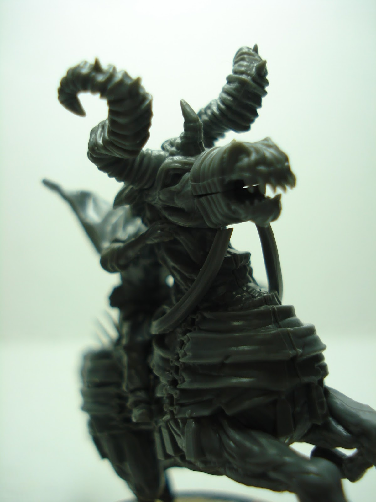 gmorts chaotica unboxing malifaux pale rider
