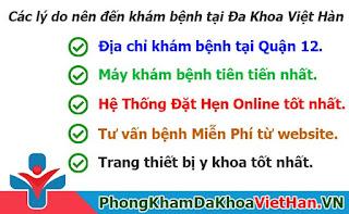 Phòng Khám Đa Khoa Việt Hàn Quận 12