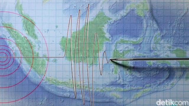 RI Sudah Lama Punya Peta Gempa, Tapi Cuma Sedikit yang Pakai