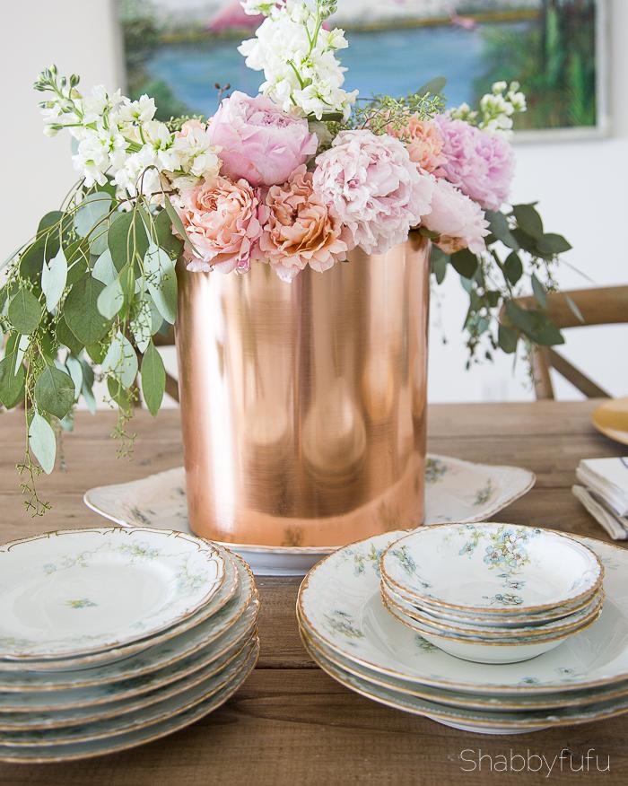 thrift store haviland limoges dinner plates