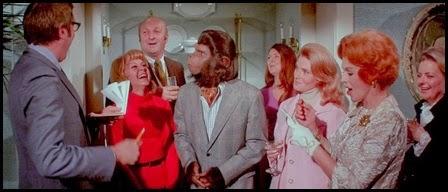 Huida del planeta de los simios (1971)