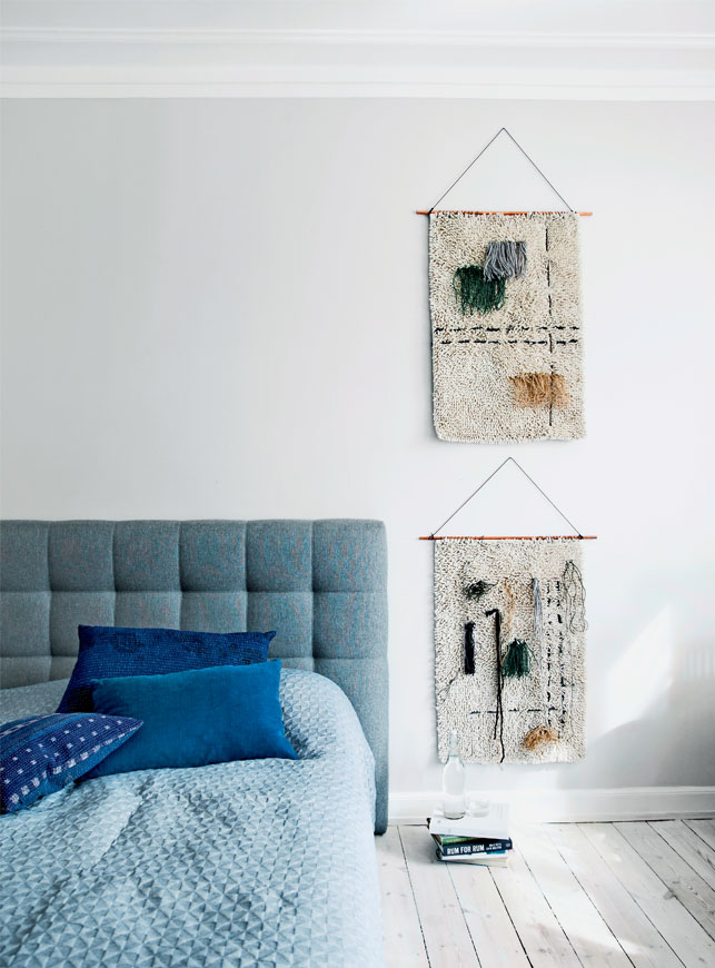 boligliv - inspiration - diy - wall hanging