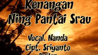 Lirik Lagu Pantai Srau - Sriyanto