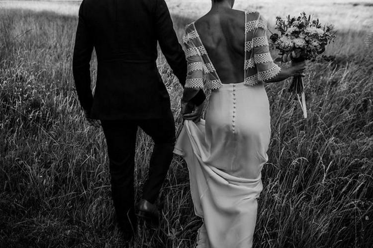 Bouquet de mariée, La petite boutique de fleurs, fleuriste mariage Lyon, Lyon wedding florist