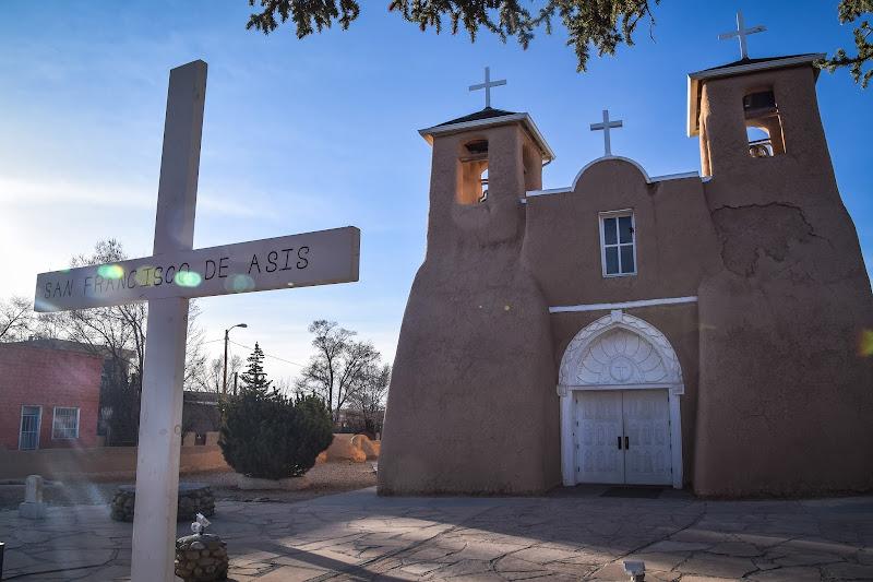 Francisco de Asis Ranchos de Taos