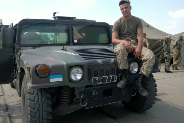 HMMWV M1097A2 1077 В1