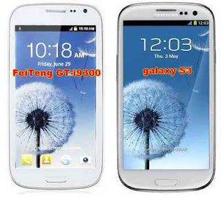 FeiTeng GT-i9300 replika Galaxy S3 Samsung