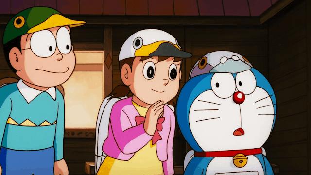 Doraemon The Movie - Nobita Aur Birdopia Ka Sultan